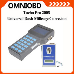 Wholesale Tacho Pro Vw - unlock Universal Dash Programmer Tacho pro 2008 Plus Unlock Odometer Correction Universal dash Programmer version 2008.07