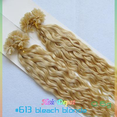 2 20 613 curly fusion hair extensions human 05gs bleach blonde 2 3 pcs 20 613 curly fusion hair extensions human 05gs bleach blonde 4a grade keratin tip hair extension u tip water free shipping pmusecretfo Choice Image