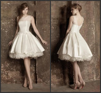 2014 new arrival Jewel ivory organza Tulle Satin Organza Kne...