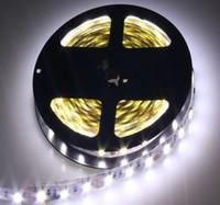 ingrosso striscia flessibile bianca gialla-5M RGB led Strip 5050 SMD 60led / m Nastro flessibile Nastro 12V Bianco / Rosso / Verde / Blu / Giallo Luce flessibile