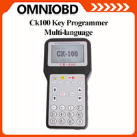 Wholesale Silca Sbb Programmer - New Arrival Auto Keys Pro CK100 Auto Key Programmer SBB V99.99 Auto Key Programmer Silca SBB The Latest Generation CK 100 Multilanguage