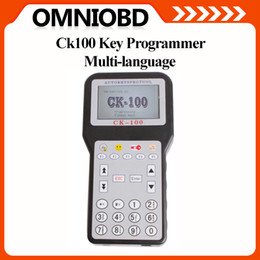 Wholesale New Key Programmer - New Arrival Auto Keys Pro CK100 Auto Key Programmer SBB V99.99 Auto Key Programmer Silca SBB The Latest Generation CK 100 Multilanguage