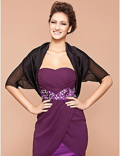 Color Available Wedding Jackets Wraps Shawls Special Occasion ...