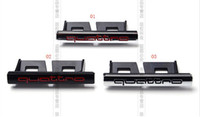 emblema rs4 venda por atacado-Hot Sale METAL Quattro Emblemas Emblemas Emblemas Adesivos de Emblemas Emblemas S A3 A4 A6 S4 TT S4 S6 Q7 RS4 S Linha Cor Mix 100 pcs