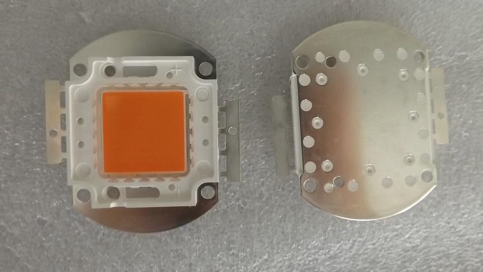 2014 Hot sell high lumen intensity full spectrum 380-840nm 150W DIY led grow lamp chip for plants seeding/growing/flowering
