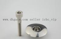 """Wholesale Titanium Headset Cap - 1 1 8"""" Titanium Ti CNC Headset Top Cap & M6 x 35mm Titanium Bolt Stem cover bicycle parts"""