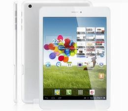 DHL GRATUIT original le plus récent 7,85 pouces Sanei G785 Quad Core 3G appel téléphonique Tablet PC 1 Go de RAM 16 Go ROM Android 4.1