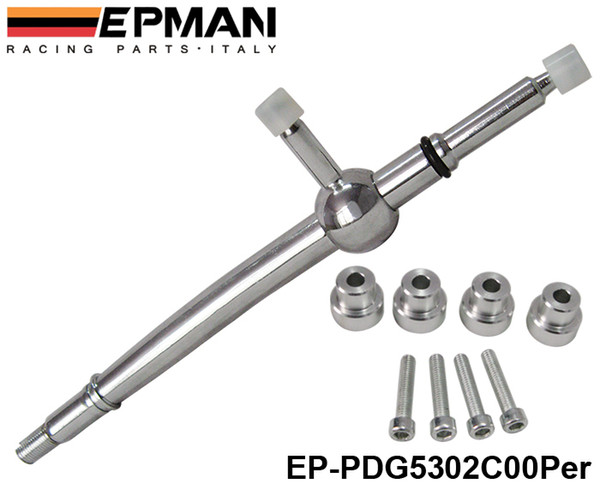 top popular EPMAN Racing Quick Short Throw Shifter For Mini Cooper 2002 2003 Manual MT M T 5SPD 6SPD EP-PDG5302C00PerT 2021