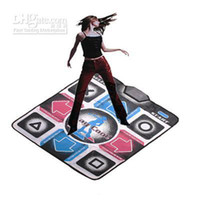 Wholesale Off NEW Non Slip Dancing Step Dance Mat Mats Pads to PC USB