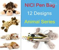 Wholesale Lovely Pencil Case - Wholesale - Lovely NICI pen bag   Cartoon pencil case   lovely doll pen bags   free shipping