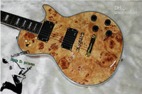 Solid Body 6 Strings Mahogany Custom Shop Guitar Tree scar Electric Guitar EMG Chinese guitar