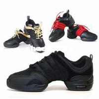 Wholesale Dance Shoes Jazz Sansha - Wholesale - Black red modern sansha dance shoes jazz shoes hip-hop shoes