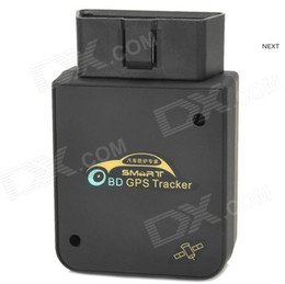 Wholesale Anti Theft Car Gps - Heacent 908 Quad-Band OBD GPS  GSM   GPRS Car Positioning Anti-Theft Alarm Tracker w  Google Map