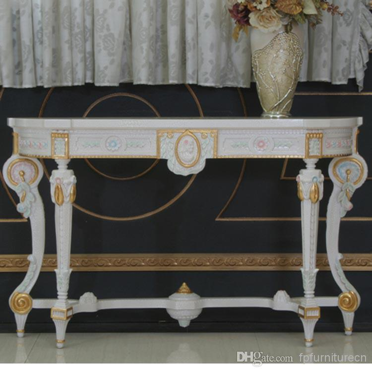 2017 Palace Royal Furniture,Hand Carved Wooden Furniture,Dressing Table  Italian Furniture From Fpfurniturecn, $879.6 | Dhgate.Com
