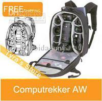 "Wholesale Lowepro Laptop Shoulder Bags - Wholesale - 100% Genuine New Lowepro Computrekker AW DSLR Camera & 15.4"" Laptop Backpacks Bag--New and Genuine"