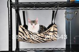 Wholesale Rat Accessories - Free Shipping!!Soft Plush Small Animal Pet Hammock Rat Hammock or Cat Hammock Cat Bed 3 designs