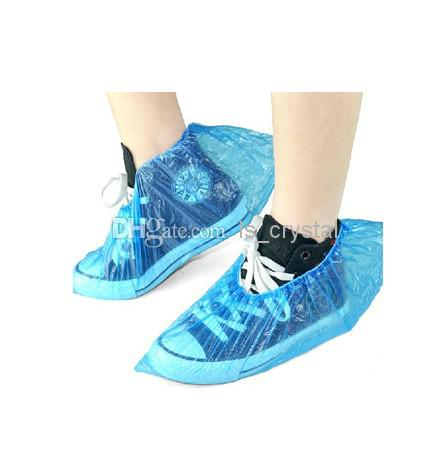 2019 Sales Promotion Waterproof Shoe Cover Disposable