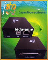 Commercio all'ingrosso - Stage Lights NUOVO 2.3 iShow <b>Laser show software</b> ILDA Software luce laser PC
