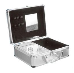 Ingrosso Veloce dermoabrasione portatile Diamante peeling microdermoabrasione cura della pelle ringiovanimento dispositivo salone di bellezza con specchio