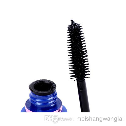 Rímel marca cílios crescimento curling varinha falso chicote efeito rímel rápida extensão mascara de seda clara à prova d 'água 8226