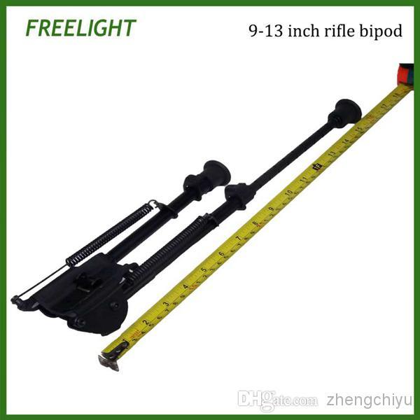 9-13インチ戦術ハリススタイル狩猟射撃スティックBipod、クイックデタッチ折りたたみビポッドの強い反動