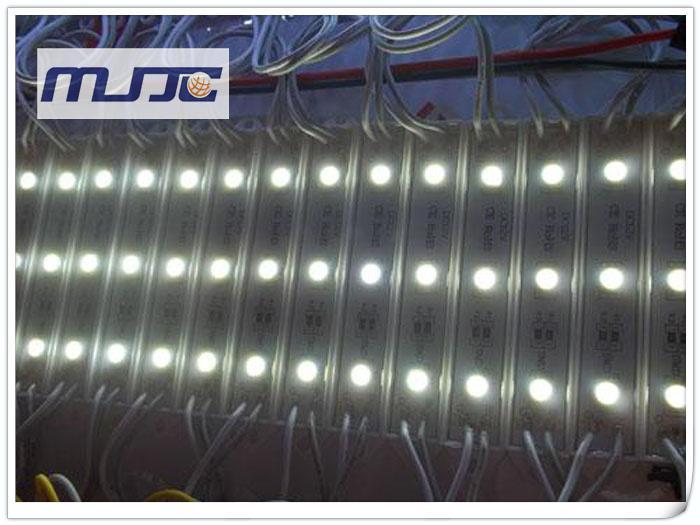 1000ピースの防水IP65 12V DC 3 LED 5050 LEDバックライトLEDモジュールランプの標識