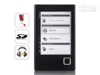 Wholesale Ebook Reader E Ink - Wholesale - Free Shipping Ebook Reader with 6 Inch e-ink Display + MP3 Player