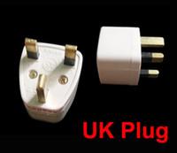 Wholesale Uk Power Standard - EU Europe   US to UK travel plug convertor Universal Travel Power Adapter Plug AC for UK Plug Standard EU AU US Plug Express free shipping
