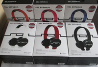 Wholesale Sol Republic Ear Headphones - SOL Republic Tracks Over-Ear Headphones For Apple iPhone 5 iPad fast by DHL