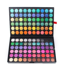 Wholesale Promotion Makeup Palette - 2014 fashion Makeup Make up Eyeshadow Eye shadow Palette 120 colors Promotion for party festivel #1