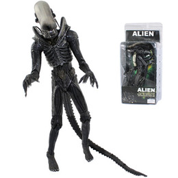 "Wholesale Neca Movie - Fashion New Arrival NECA Official 1979 Movie Classic Original Alien 7"" Action Figure Toy Doll"