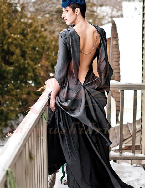 Robe de mari e rock punk for Robes de mariage de betsey johnson