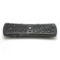 Wholesale Dongle Fly Mouse - iMove i1 For TV Dongle TV BOX Mini Keyboard 2.4GHz Wireless Gyro Fly Air Mouse with Qwerty Keyboard for PC&Android TV Dongles Black 169229