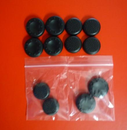 Assecure TPU Silicone Gel Thumb Grip Stick Caps för Sony PS4 Controller
