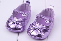 Kid Girl Purple Shoes Canada - 2014 New Summer Fashion Girls Kids Sandals Children Glitter Shoes Baby Girl Sparkle Shoes Little Girl Shoes Purple B2667