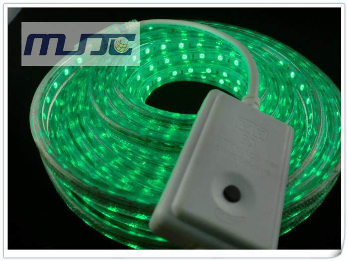 220V RGB 8 Funzioni Microcontrollo Controller 220V AC SMD5050 RGB LED Light Strip
