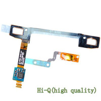Wholesale S3 Sensor Flex - DHL Home Button Flex Cable Keypad Sensor Ribbon for Samsung Galaxy S3 SIII i9300 US 100PCS SHA-J