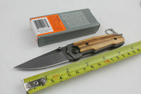 Wholesale folding knives free shipping for sale - New X18 folding knife survival knife cr13 HRC pocket knives outdoor tool folding knife