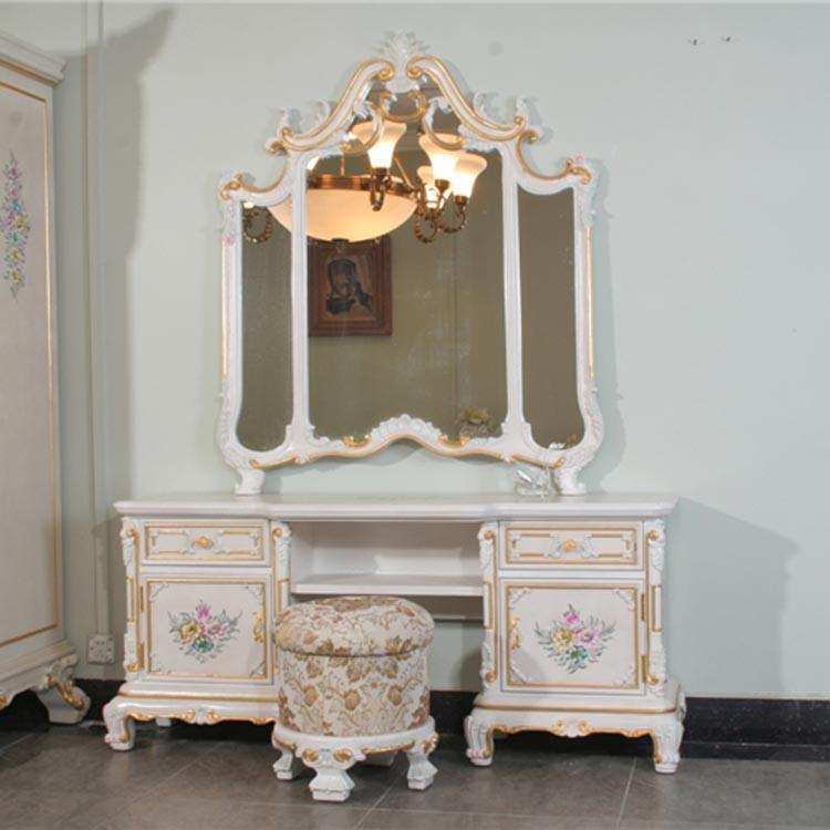 2019 Italian Style Furniture Rococo Style Furniture