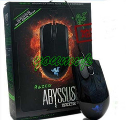 Wholesale High Death - Hot selling high quality Death Adder Mouse Upgrade Mice 3500DPI Competitive games Mice Drop Ship & Free Shipping
