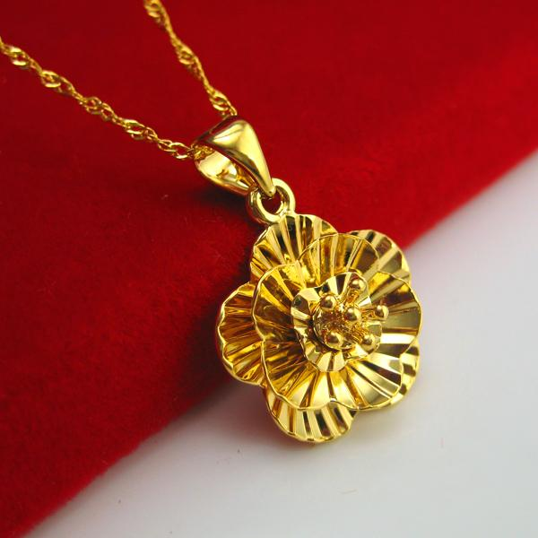 Wholesale for a long time does not fade gold plated for Does gold plated jewelry fade