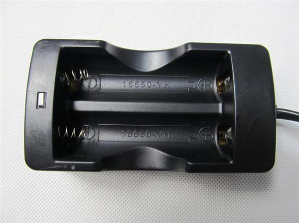 Multifunktion 18350 18650 Li-ion Batteri EU US Laddare Dubbel Laddare Universal Uppladdningsbar Batteriladdare 3.7V för Hammer Mod e CIG DHL