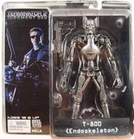"""Wholesale Neca Endoskeleton - NECA Terminator 2 T-800 ENDOSKELETON 7"""" Figure"""