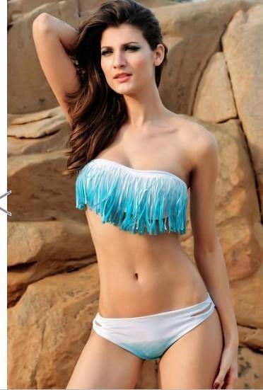 2018 Wholesale Hottest Sexy Women S Bikini Swimwear Fringe