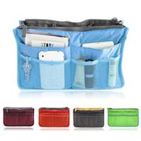 Wholesale Insert Handbag Organiser Purse - S5Q Travel Insert Handbag Organiser Purse Large liner Organizer Bag For Women AAAAWW