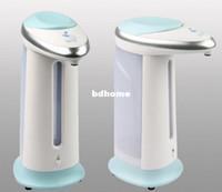 Free Shipping Automatic sensor soap dispenser   automatic hand dispenser   soap dispenser   hand sanitizer implement #1713