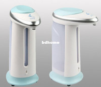 Free Shipping Automatic sensor soap dispenser   automatic ha...