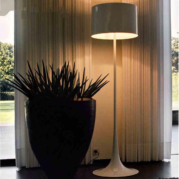 New Arrival FLOS Spun Gentleman Light Floor Lamp Sitting Room Art ...