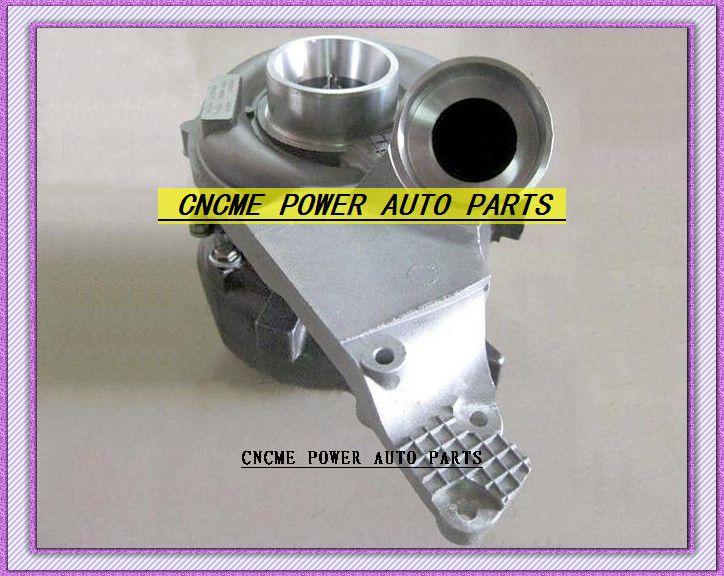 Bästa turbo GT2256V A6470900280 736088 736088-5003S Turboladdare för Benz Sprinter I 216CDI 316CDI 416CDI 2004- 2,7L OM647 154HP