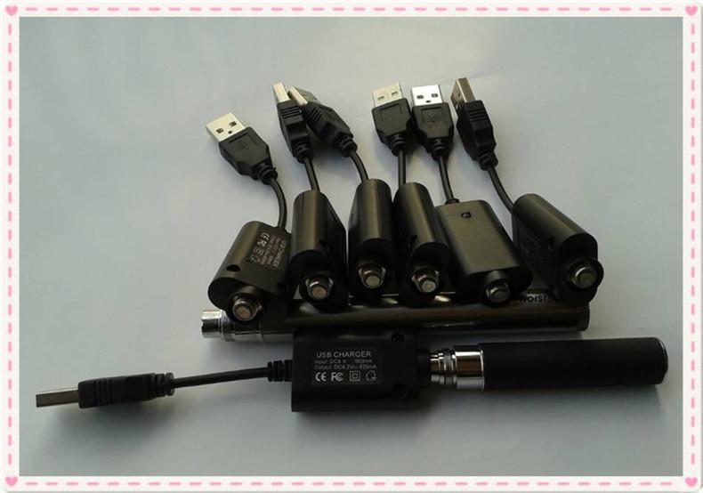 Ego USB-laddare för ego ego-t ego-w batteri e-cigarett elektronisk cigarett arbete för ego-twist 510 ego batteri